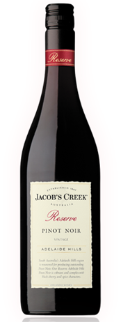 Jacobs Creek Pinot Noir Reserve
